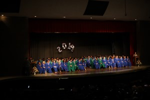 Winton Woods High School celebrated Seniors Honors Night on Tuesday, May 14.