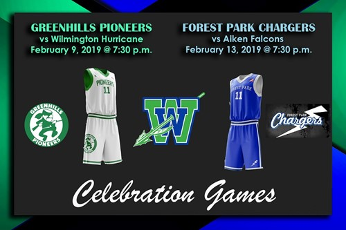 Bringing Our Past to the Present: Greenhills Pioneers and Forest Park Chargers Celebration Games