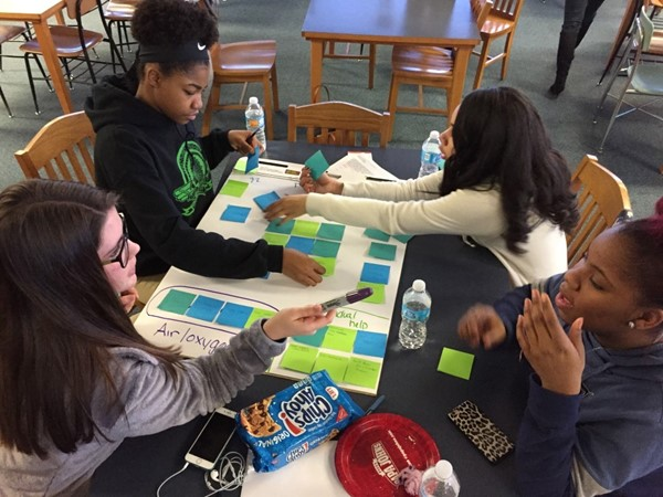Student Visioning Meetings for New Campuses