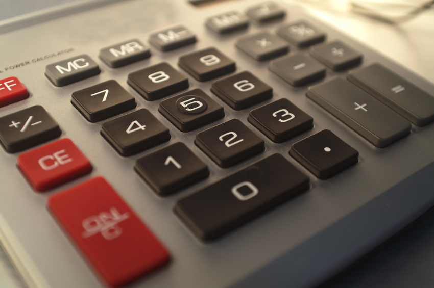 picture of calculator