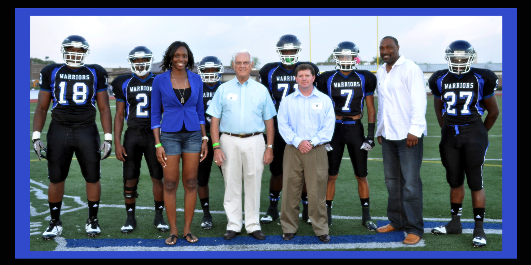 2012 athletic hall of fame members