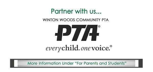 PTA - PARENT & TEACHER ASSOCIATION - Winton Woods City