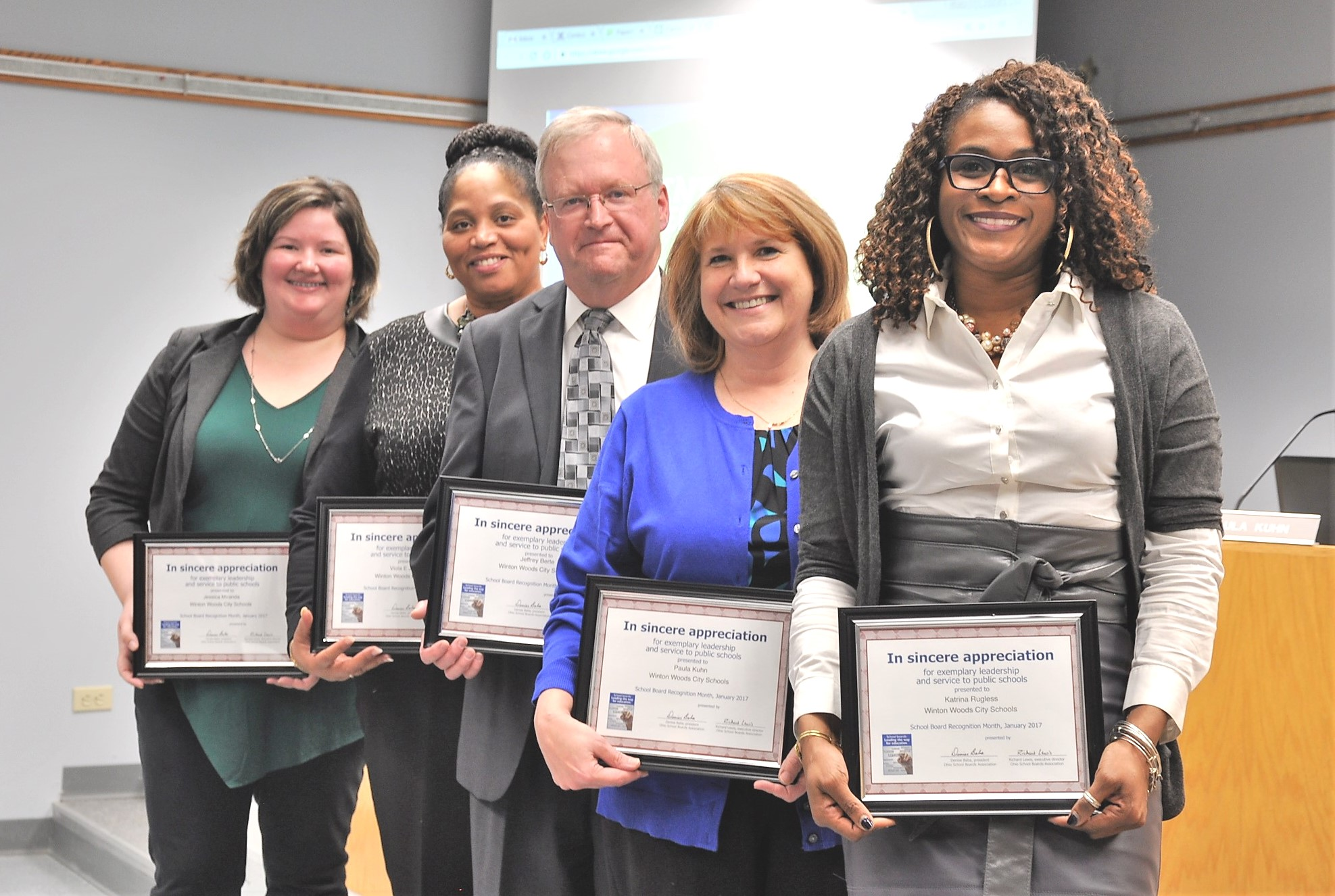 BOE Recognition Month