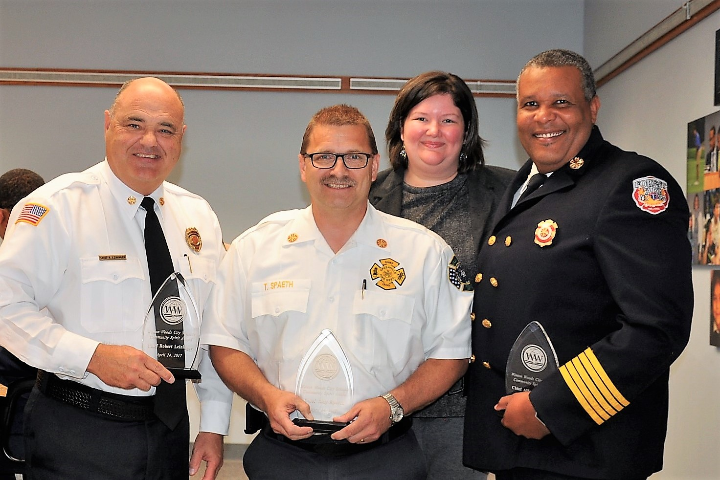 Fire Chiefs Community Spirit