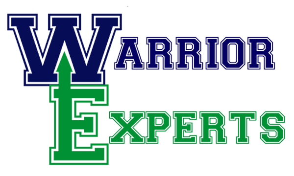 warrior experts logo