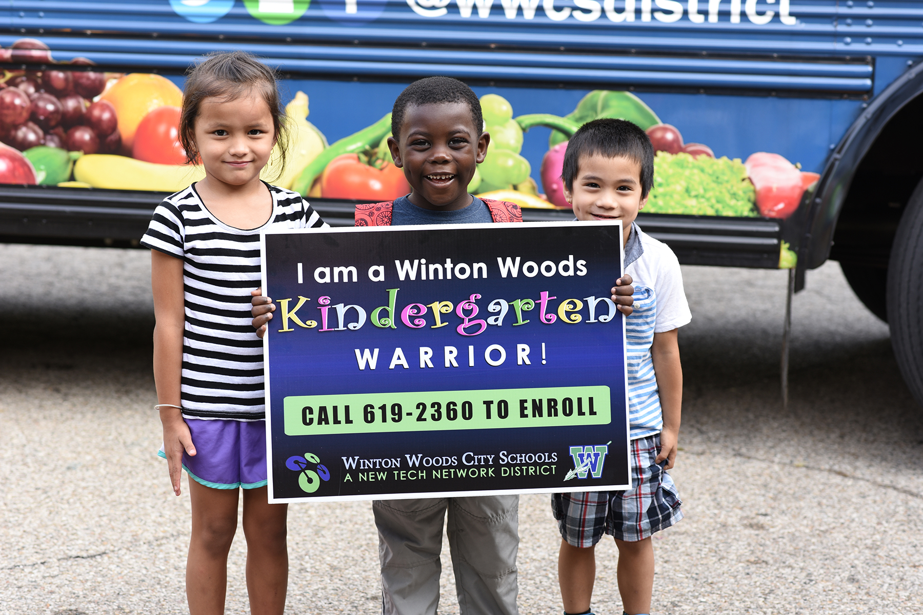 Kindergarten Registration opens