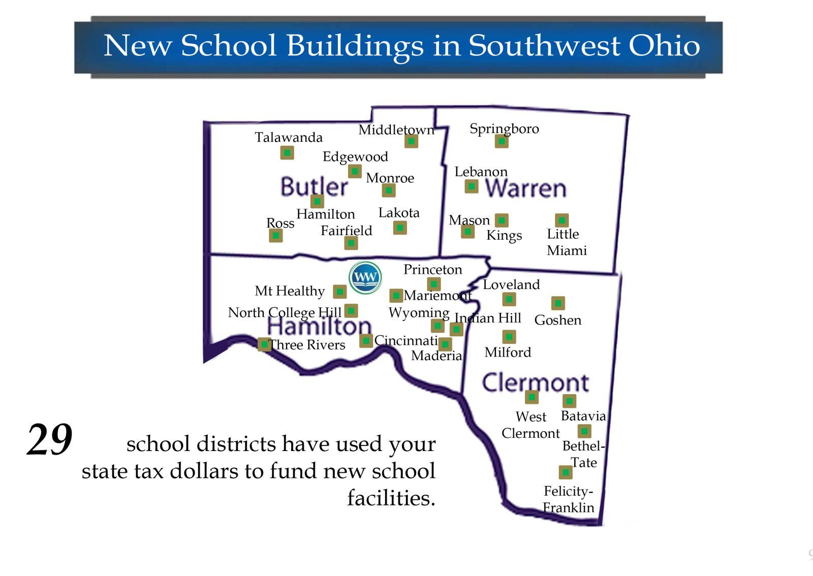 Bond Issue Information Winton Woods City School District