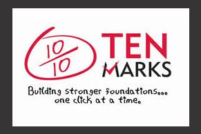 Ten Marks Logo